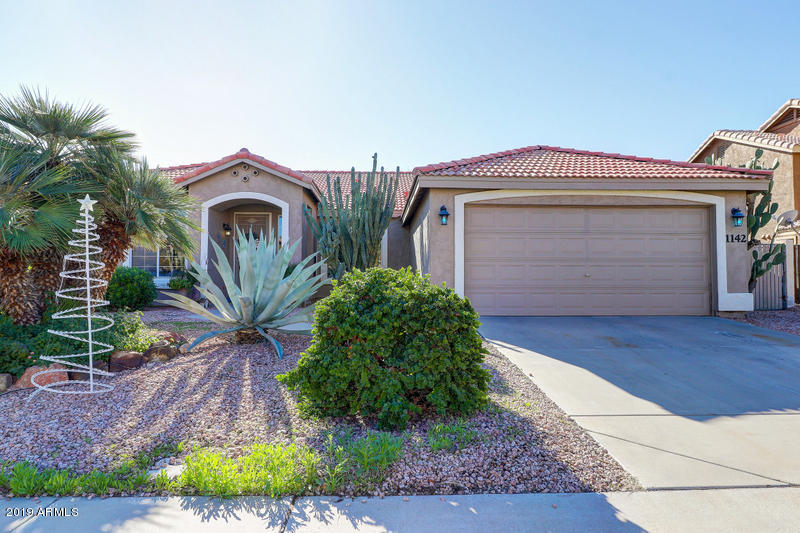 Photo of 1142 N MELODY Circle, Chandler, AZ 85225