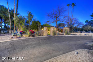 Property for sale at 5702 E Via Buena Vista, Paradise Valley,  Arizona 85253
