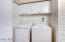 Ideally located washer and dryer just outside your master bedroom.