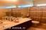 Bathroom 2 has a double sink