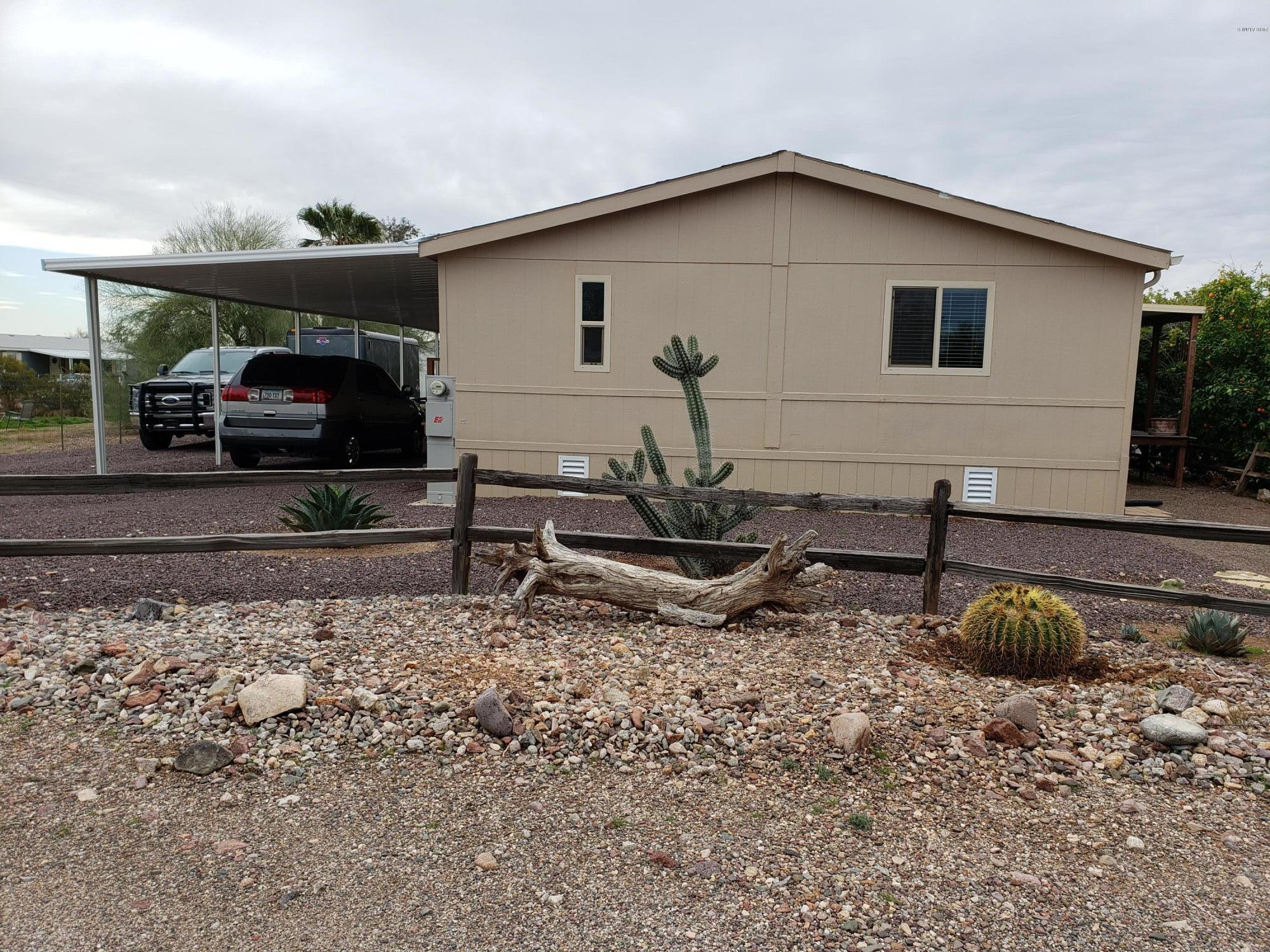 Photo of 22415 W Mellow Street, Wittmann, AZ 85361