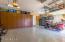 Epoxy garage flooring.