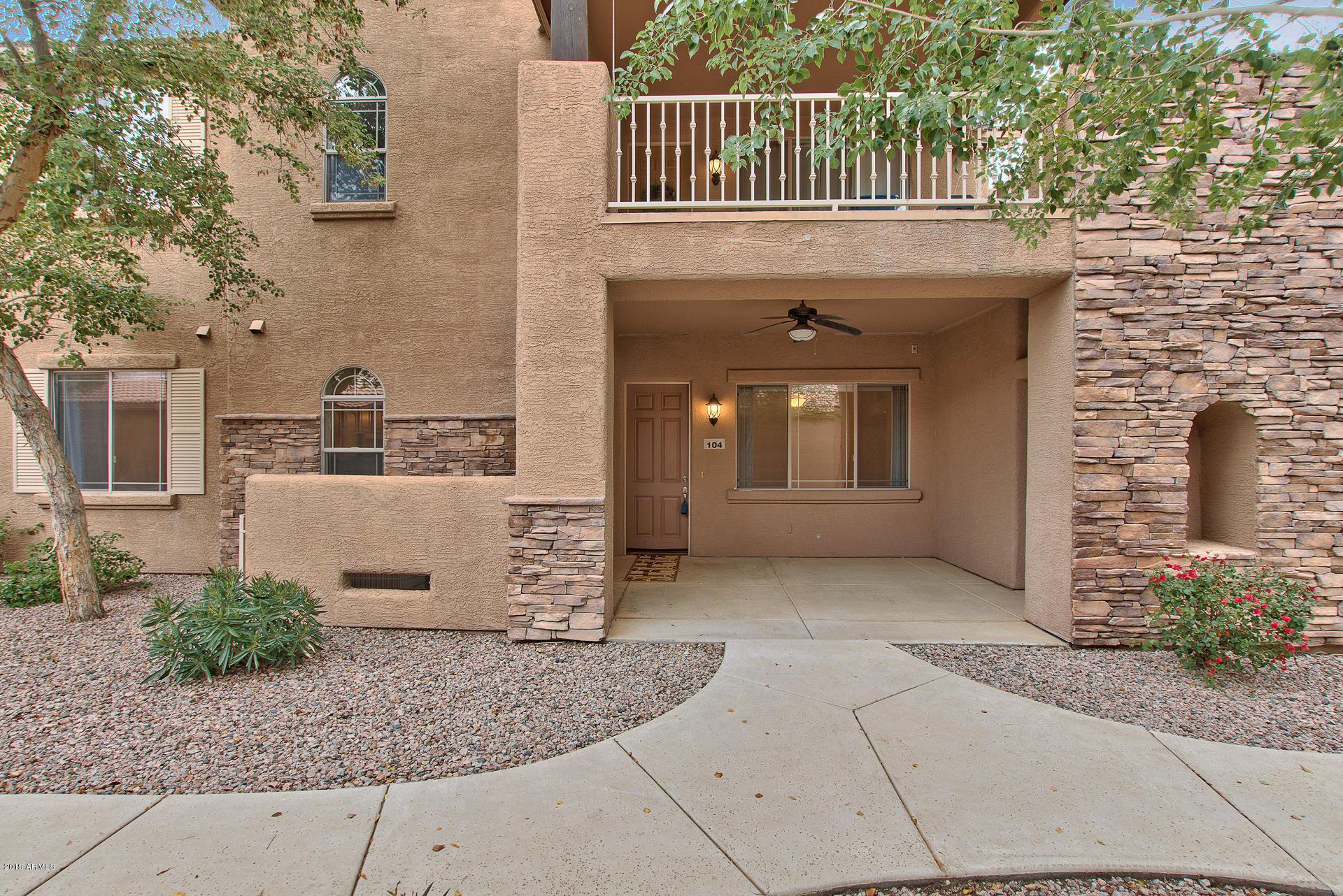 Photo of 2155 N GRACE Boulevard #104, Chandler, AZ 85225
