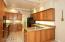 Custom Kitchen with Highly Upgraded Cabinets & Granite Counters