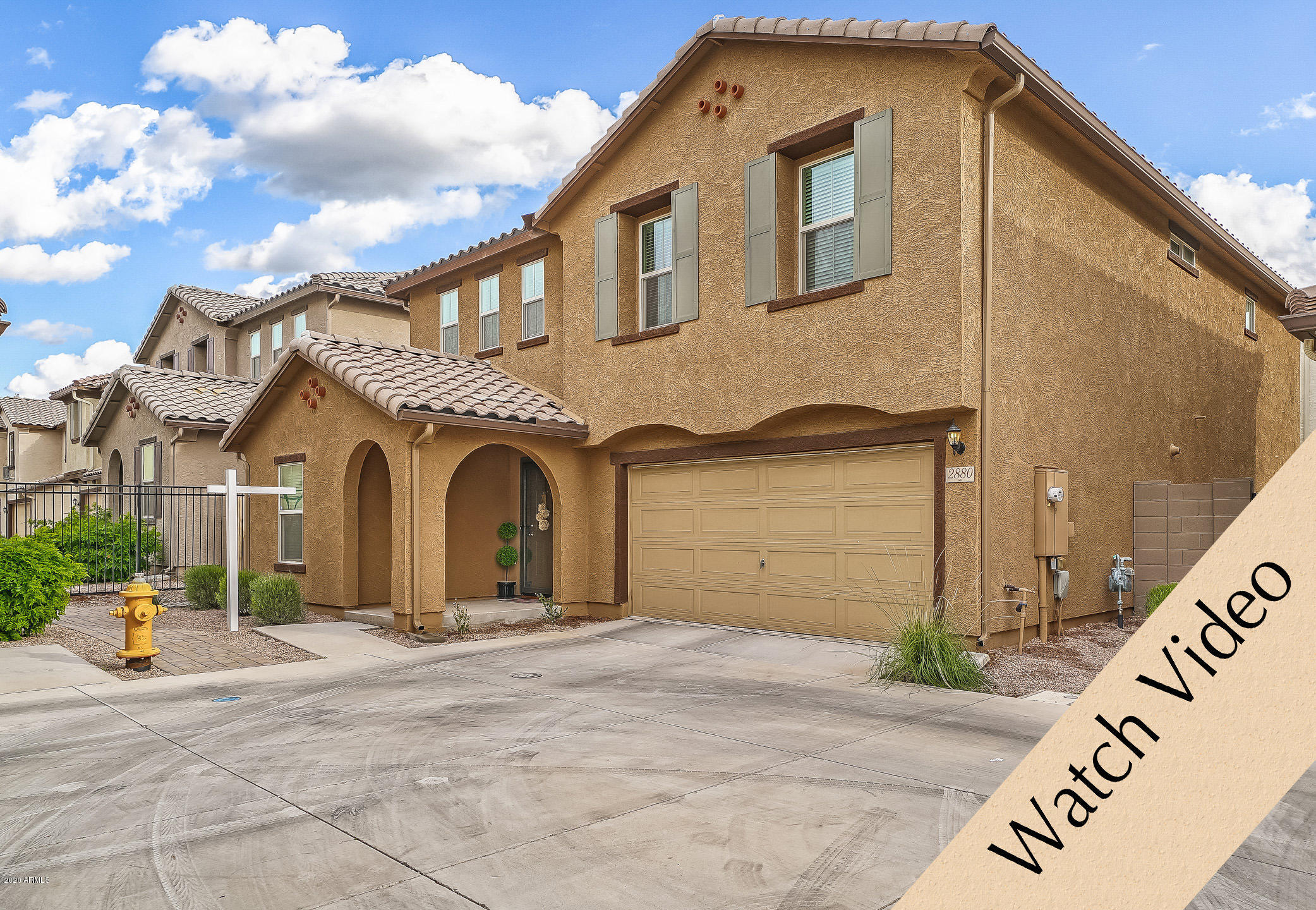 Photo of 2880 E BINNER Drive, Chandler, AZ 85225