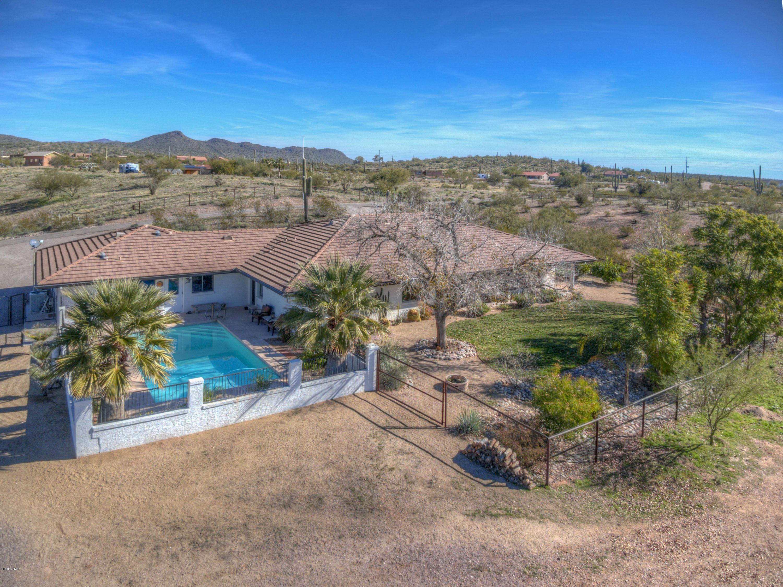 Photo of 42318 N CASTLE HOT SPRINGS Road, Morristown, AZ 85342