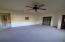 Large secondary bedrooms on main level.