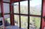 Dramatic canyon views from great room.