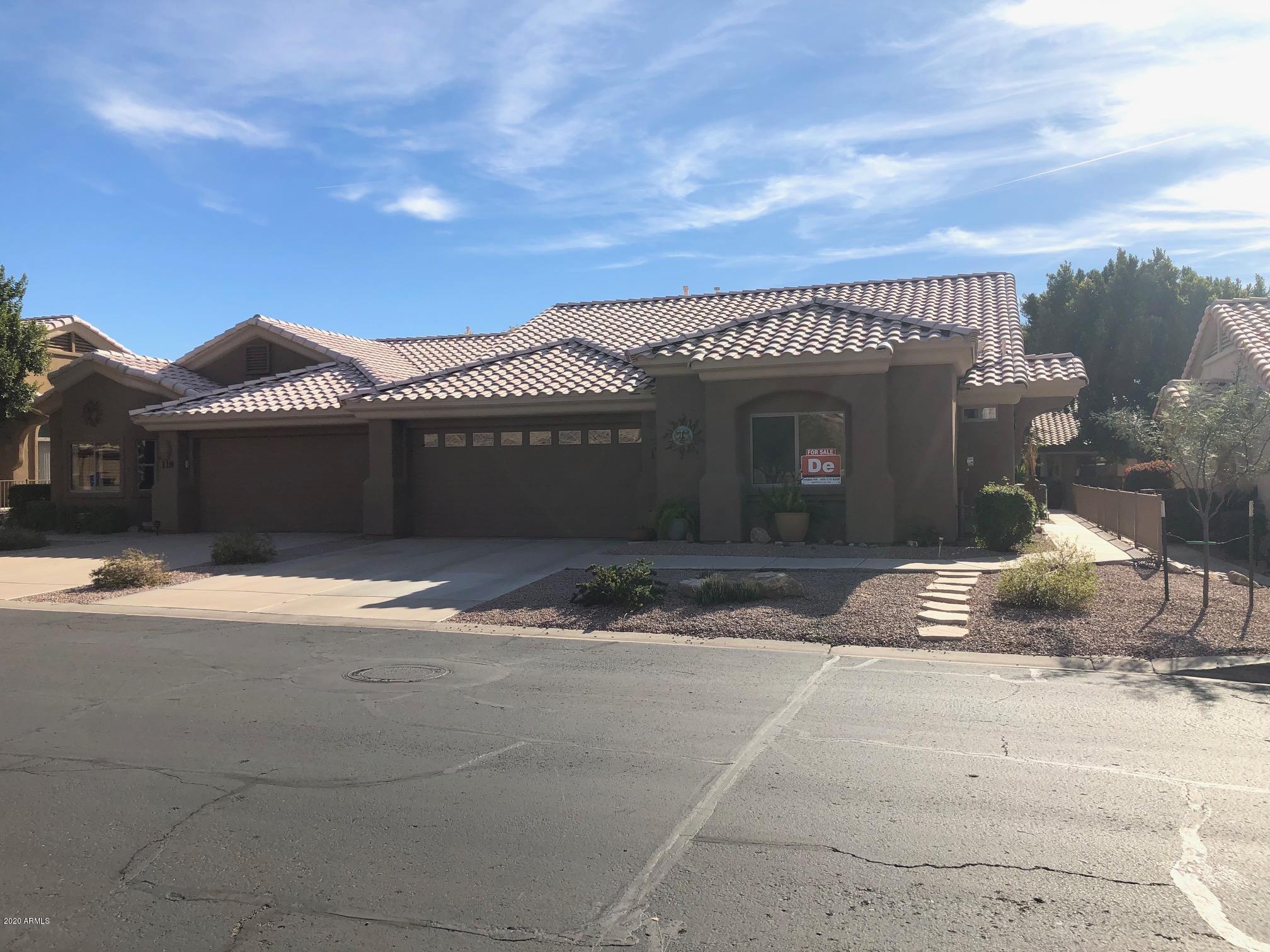 Photo of 5830 E MCKELLIPS Road #117, Mesa, AZ 85215