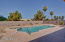 Swim in the wintertime in your heated pool!