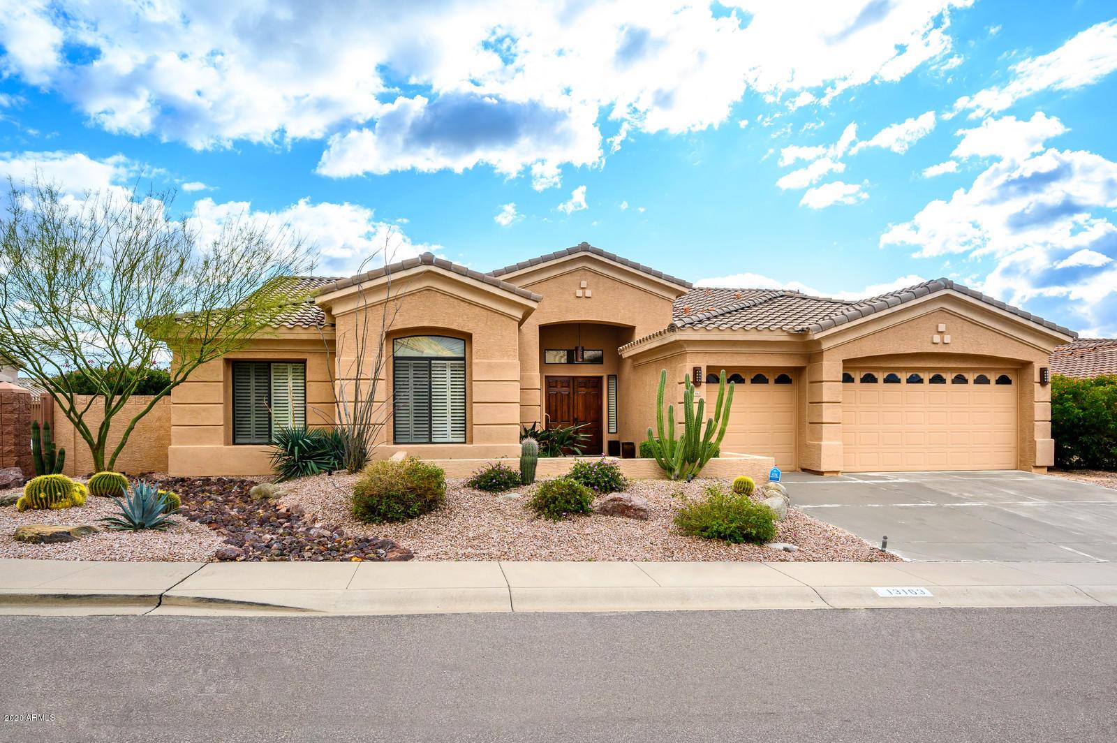 Photo of 13163 E LUPINE Avenue, Scottsdale, AZ 85259