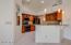 Granite and Custom Cabinets