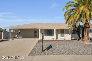 9926 W MESCALERO Court, Sun City, AZ 85373