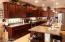 Spacious light kitchen