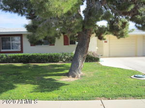 11245 N Coggins Drive, Sun City, AZ 85351