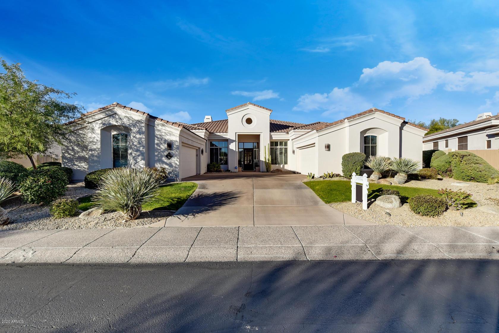 Photo of 7782 E FLEDGLING Drive, Scottsdale, AZ 85255