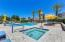 Pool and spa heated for year-round enjoyment