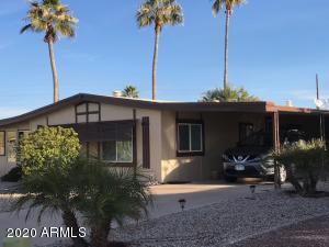 25423 S OKLAHOMA Avenue, Sun Lakes, AZ 85248