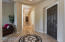 Rotunda Entry Medallion & Travertine Flooring in all the Right Places.