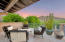 Beautiful views of amazing Arizona sunsets right from your master bedroom balcony!