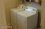 CONVENIENT UPSTAIRS LAUNDRY ROOM
