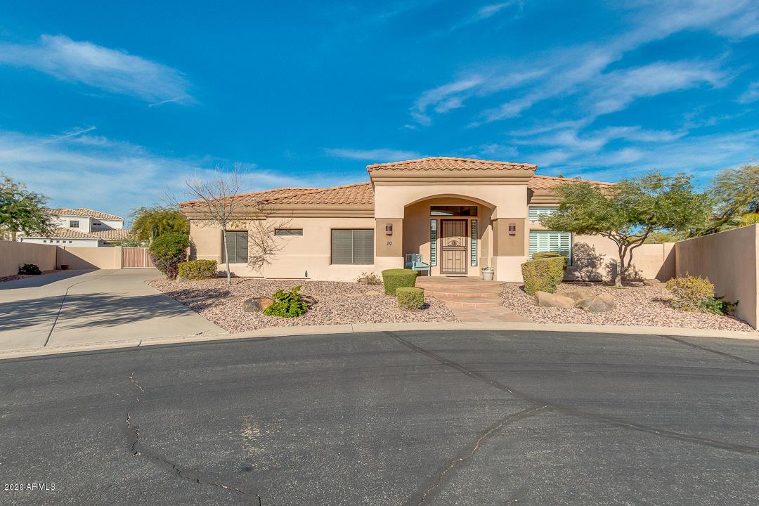 Photo of 6460 E TRAILRIDGE Circle #10, Mesa, AZ 85215