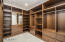 1 of the master closets