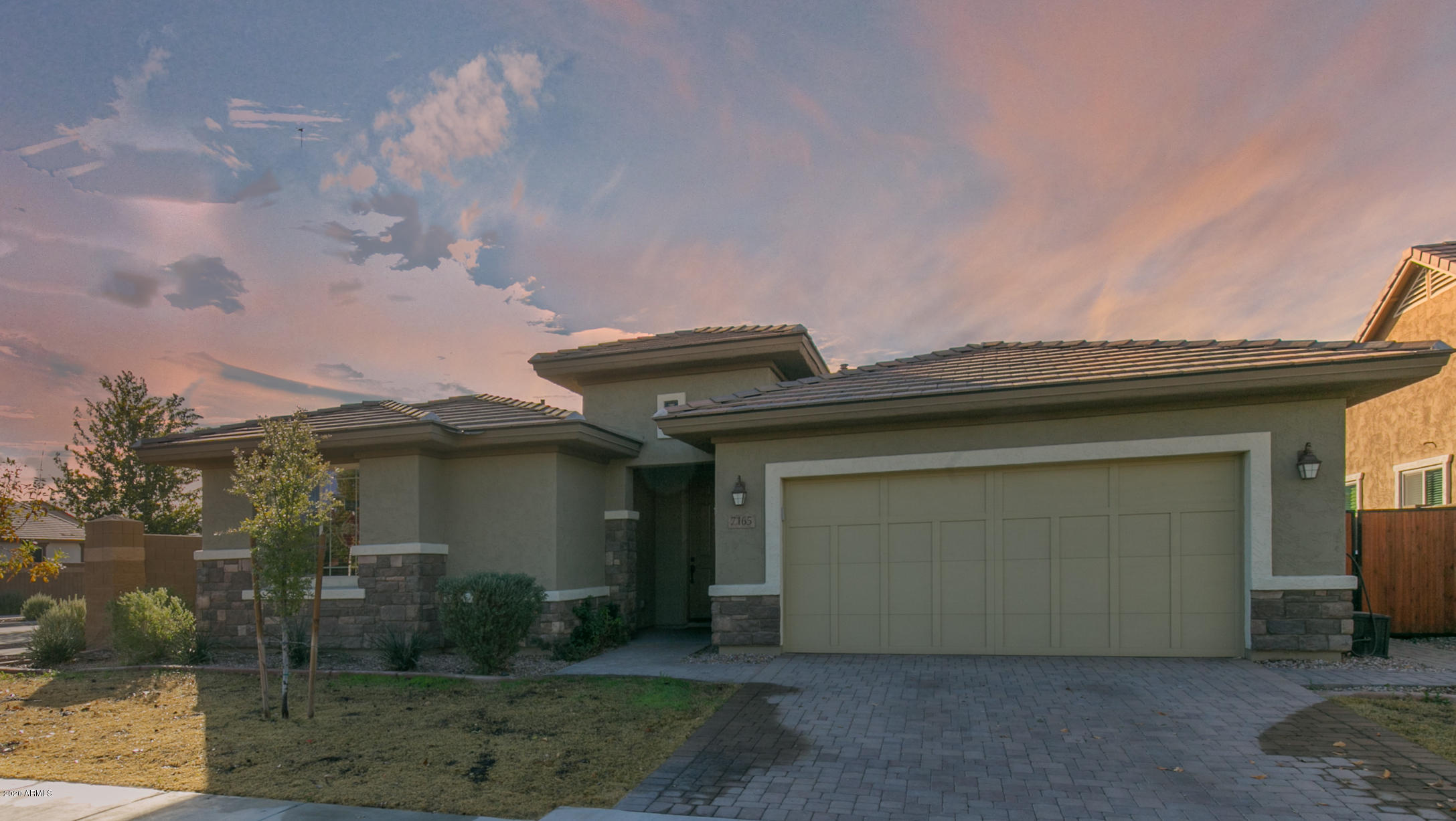 Photo of 7165 E PORTOBELLO Avenue, Mesa, AZ 85212
