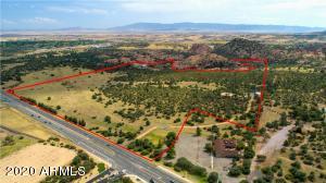 3855 WILLOW CREEK Road, 0, Prescott, AZ 86301