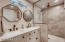 Dual sinks & large shower