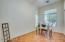 3rd bedroom or spacious office