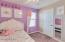 Bedroom 4 w/ walk-in closet