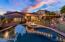 Your dream resort private backyard.
