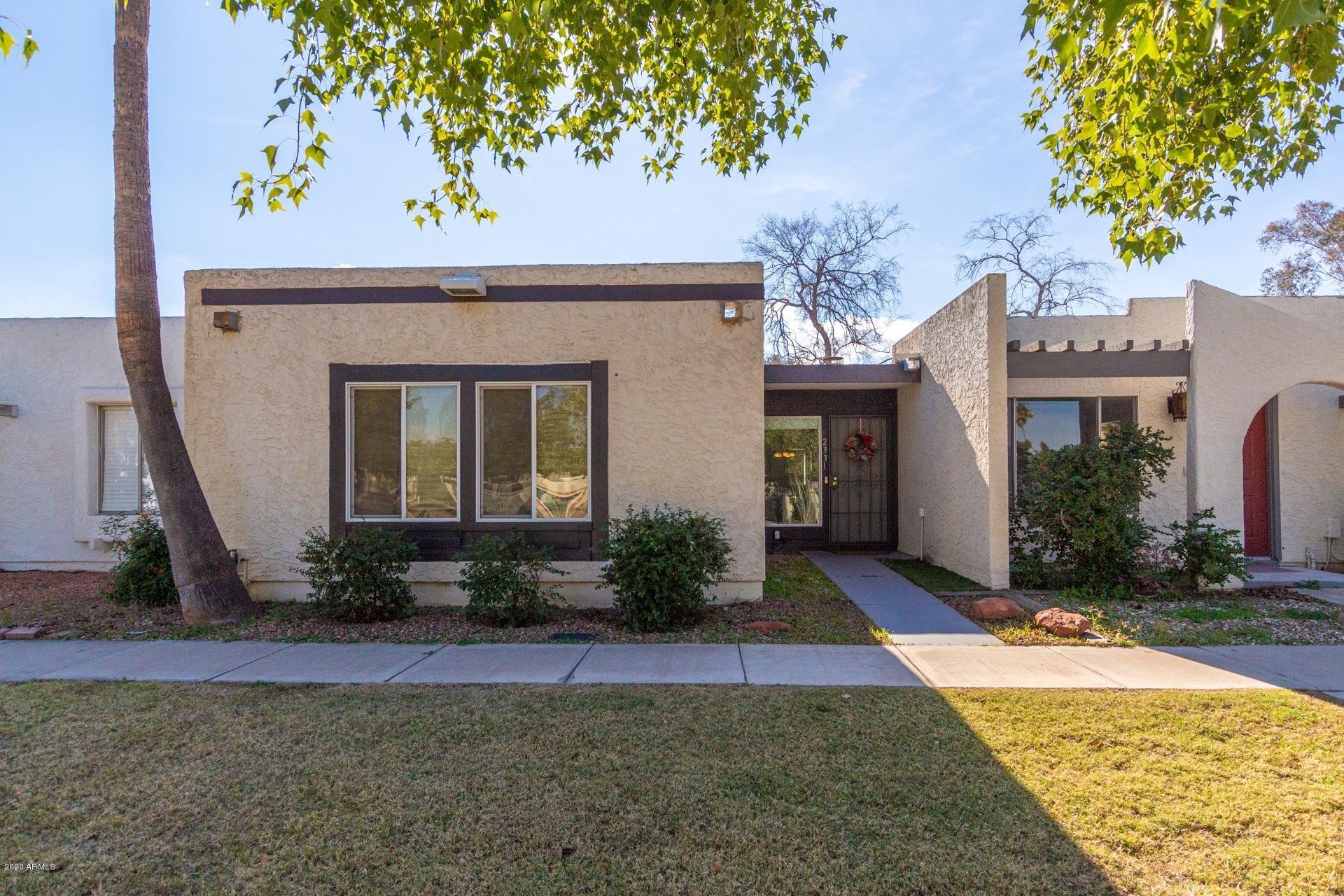 Photo of 2331 W Carson Drive, Tempe, AZ 85282