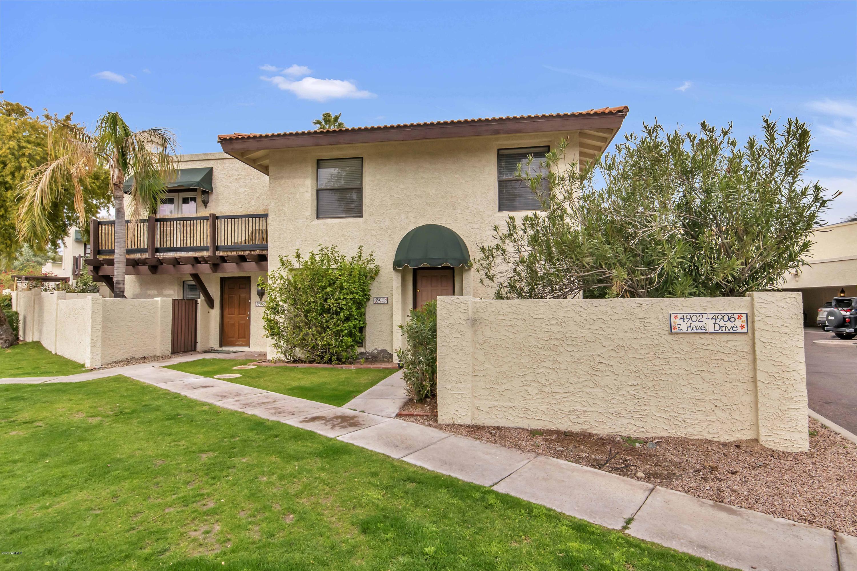 Photo of 4902 E HAZEL Drive #3, Phoenix, AZ 85044