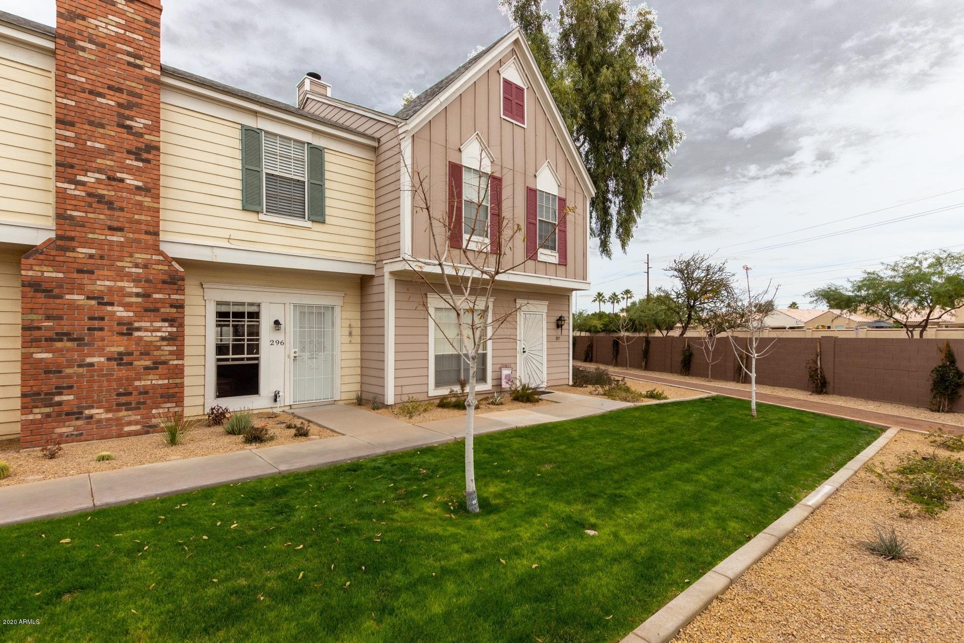 Photo of 1601 N SABA Street #296, Chandler, AZ 85225