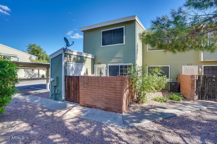 Photo of 2301 E UNIVERSITY Drive #472, Mesa, AZ 85213