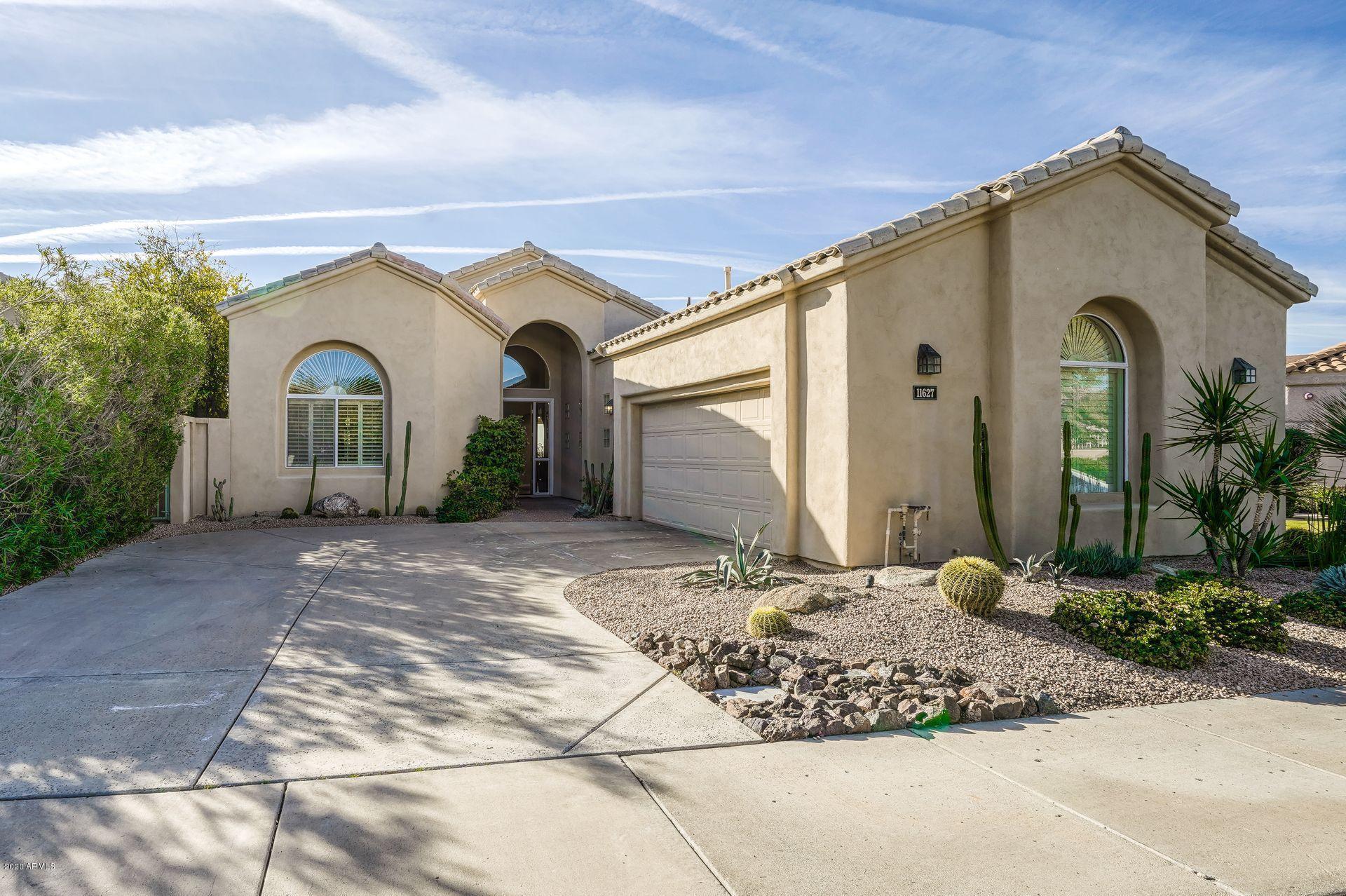Photo of 11627 E BELLA VISTA Drive, Scottsdale, AZ 85259
