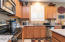 KITCHEN WITH LOVELY STAINLESS APPLIANCES