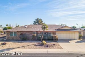 17019 N 96TH Avenue, Sun City, AZ 85373