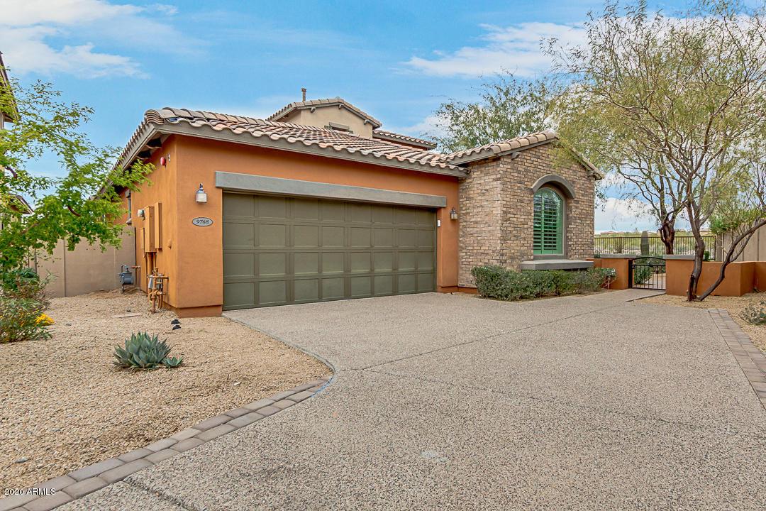 Photo of 9768 E S Bend Drive, Scottsdale, AZ 85255