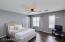 Guest bedroom 2 with walk-in closet