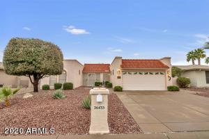26433 S BRENTWOOD Drive, Sun Lakes, AZ 85248
