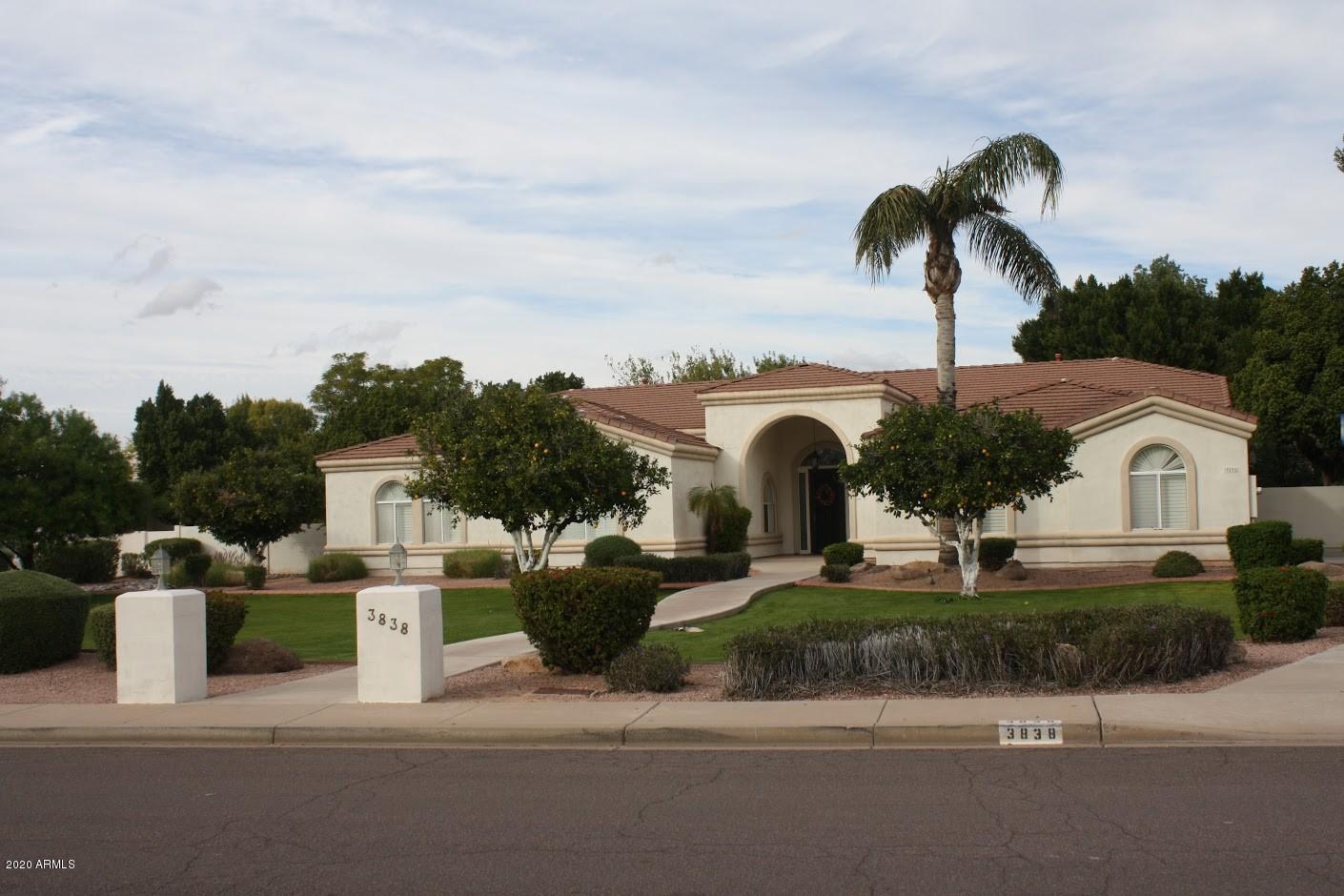 Photo of 3838 E JUNIPER Street, Mesa, AZ 85205