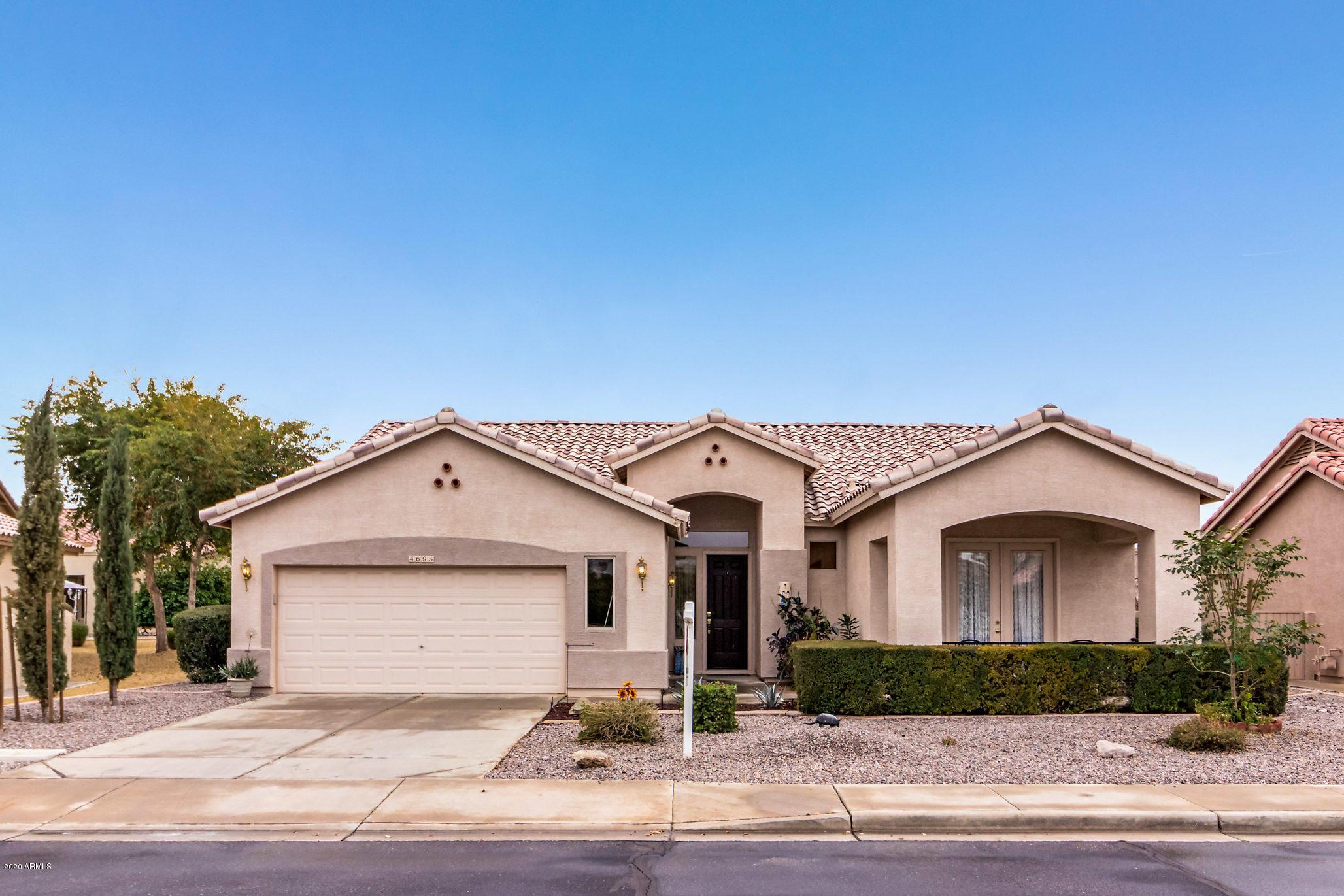 Photo of 4693 E APRICOT Lane, Gilbert, AZ 85298