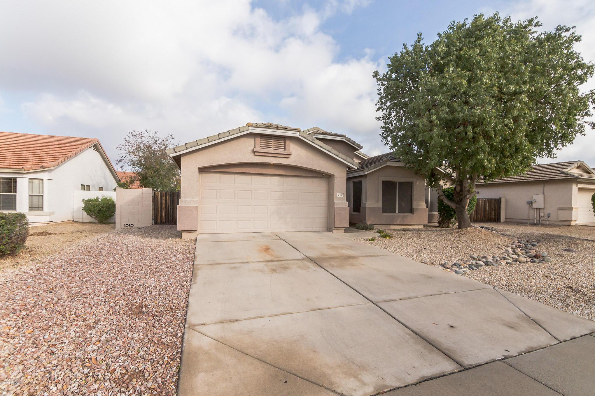 Photo of 2318 E CATCLAW Street, Gilbert, AZ 85296