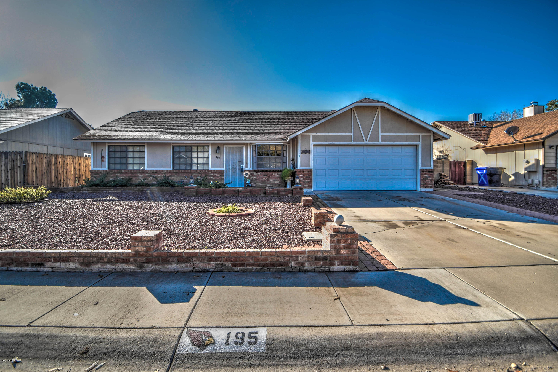 Photo of 195 W JUANITA Avenue, Gilbert, AZ 85233