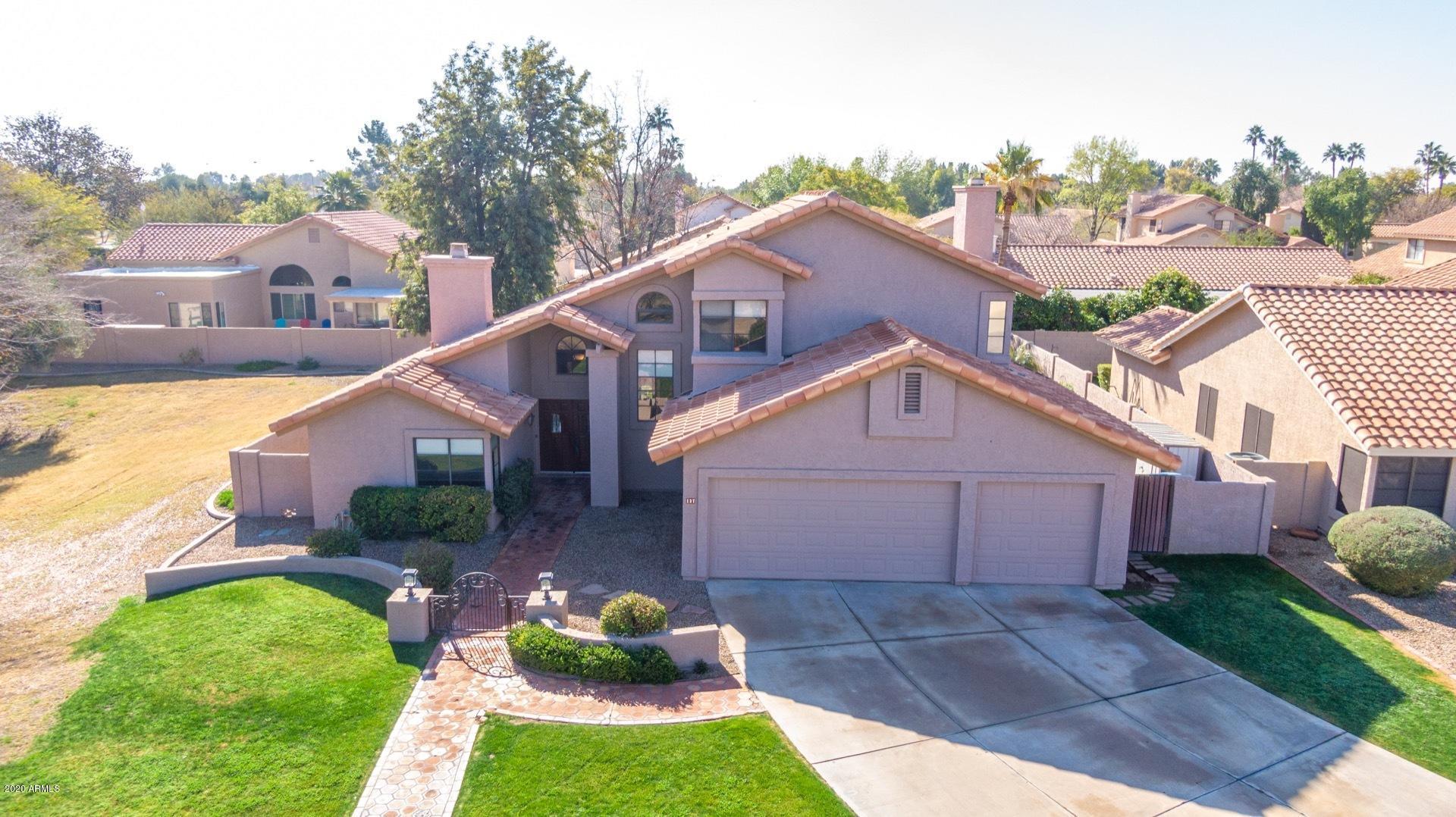 Photo of 137 W CAROLINE Lane, Tempe, AZ 85284