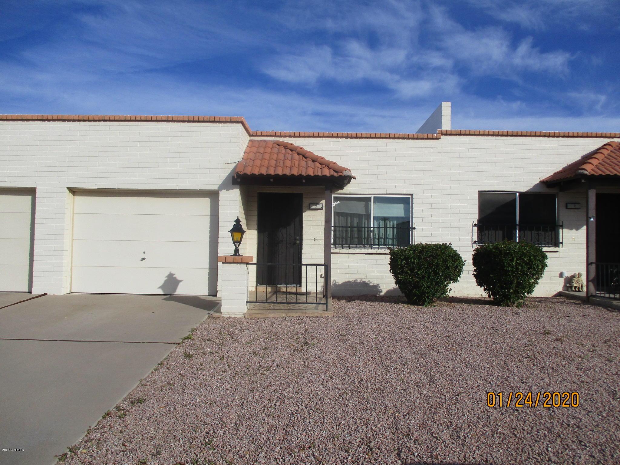 Photo of 4502 E CAROL Avenue #2, Mesa, AZ 85206