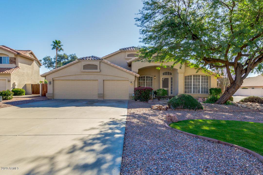 Photo of 7819 W KERRY Lane, Glendale, AZ 85308